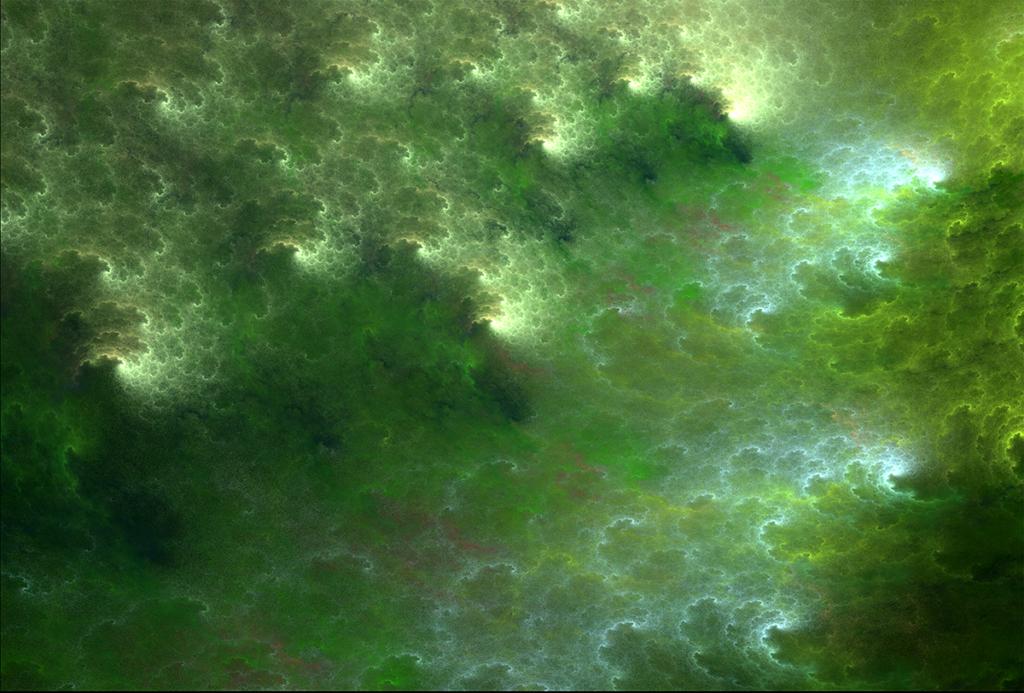 Mantel fractal